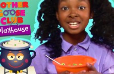Pease Porridge Hot – Mother Goose Club Playhouse Kids Video