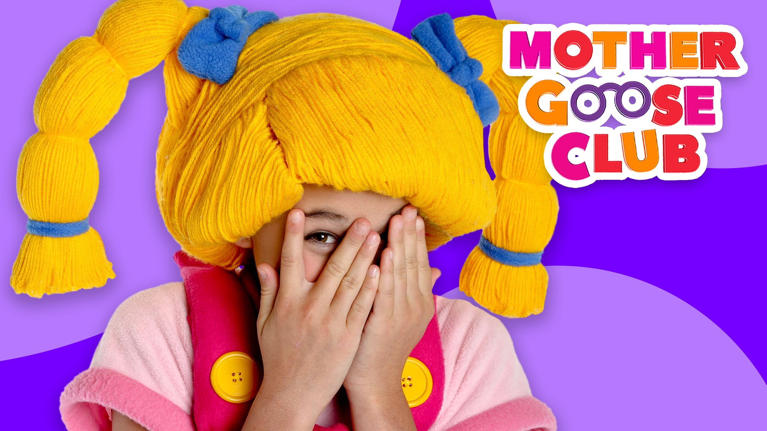 peek a boo mother goose club songs for children. Black Bedroom Furniture Sets. Home Design Ideas