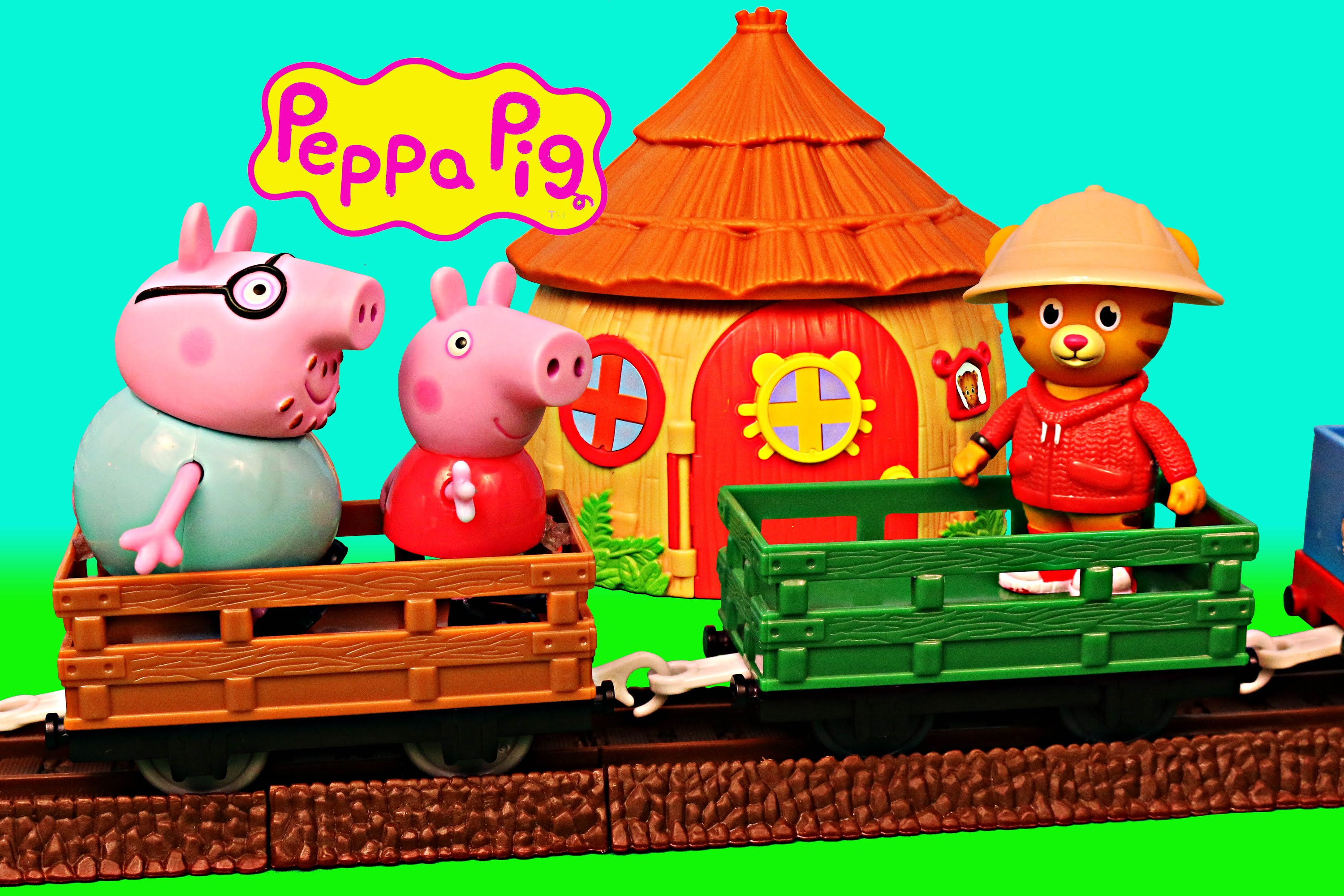 Peppa Pig Safari With