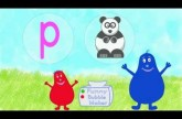 Phonics with The Funnies 3 – /p/