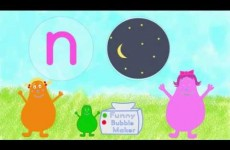 Phonics with The Funnies 7 – /n/