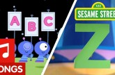 Sesame Street: ABC Song Playlist