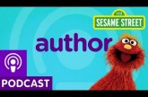 Sesame Street: Author (Word on the Street Podcast)