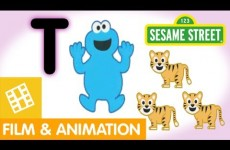 Sesame Street: Cookie Monster Tiger Song