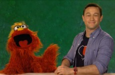 Sesame Street: Joseph Gordon-Levitt and Murray – Reinforce