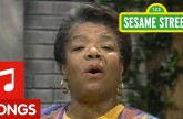 Sesame Street: Maya Angelou's Name Song