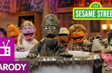 Sesame Street: True Mud (A True Blood Parody)
