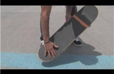 Skateboarding Tips : How to Do a Pressure Flip on a Skateboard