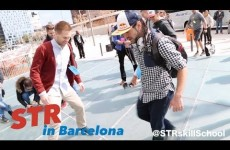Skills in Barcelona Part 1 – Nike Magista event
