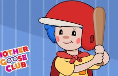Take Me Out To The Ball Game – Mother Goose Club Rhymes for Kids
