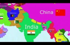 The Countries of the World Song – Asia