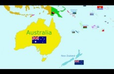 The Countries of the World Song – Oceania
