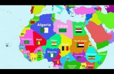 The Countries of the World Song – Africa