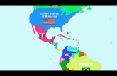 The Countries of the World Song – The Americas