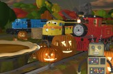 The Pumpkin Patch Adventure with Shawn and Team! (Pumpkin Chunkin!) – Learn 8 Pumpkin Sizes!