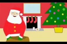 The Santa Counting Song