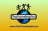 The Traveling Trio Sizzle Reel