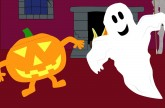 Too Spooky For Me – Halloween Song