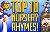 Top 10 Nursery Rhymes – Best Mother Goose Videos at Cool School!