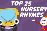 Top 25 Nursery Rhymes | English Nursery Rhymes Collection Of Animated Songs For Babies & Toddlers