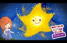 Twinkle Twinkle Little Star Animated – Mother Goose Club Playhouse Kids Song