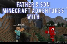 24 Father & Son Minecraft Adventures v1.0