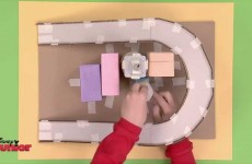 Art Attack – 'Race Track' Make