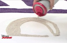 Art Attack – 'Rapunzel' Big Art