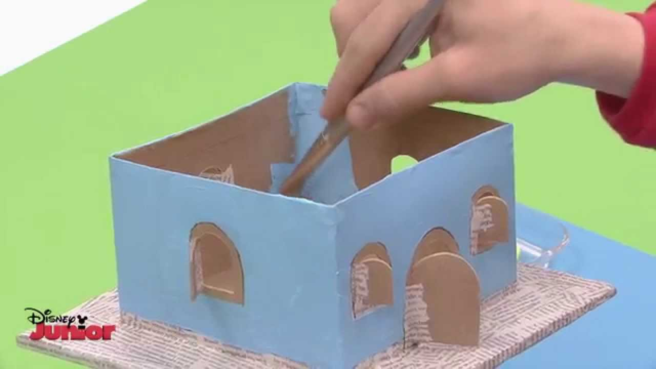 Art Attack Treehouse Make