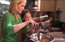 Back to School Ideas, Snacks on Q13 FOX News | Cook With Amber