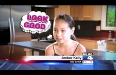 Healthy School Lunch! KOMO 4 News | Cook With Amber