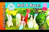 Honest Toys Blind Boxes! Rex Dinosaur, Peppa Pig, Little Mermaid by HobbyKidsTV #HKTV