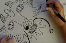 How to Draw a Dragon Step-by-Step Drawing Tutorial Free Art Lesson