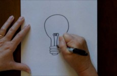 How to Draw a Lightbulb Cartoon Easy Drawing Tutorial for Beginners