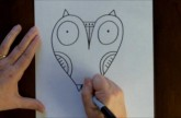 How to Draw an Owl Step by Step Drawing Tutorial for Beginners