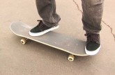 HOW TO KICKFLIP THE EASIEST WAY TUTORIAL