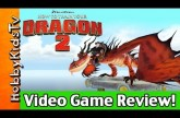How To Train Your Dragon 2 Video Game Review by Little Orbit HobbyKidsTV