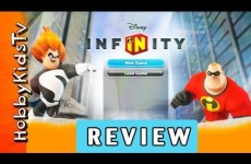 Infinity Incredibles Game Character – Review – Disney Video Game
