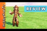 Infinity Jack Sparrow Toy Box Review – Disney Video Game