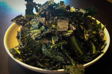 Kale Chips | Cook With Amber