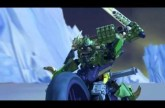 LEGO® Hero Factory – Speeda Demon: Mini-movie