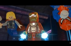 LEGO Marvel Super Heroes – All Cutscenes | Movie [HD]