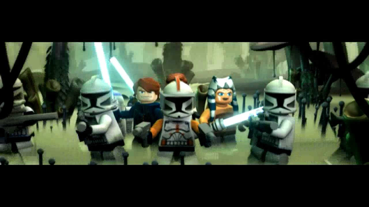 lego star wars the clone wars animated comics part 2. Black Bedroom Furniture Sets. Home Design Ideas