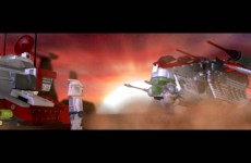 LEGO Star Wars: The Clone Wars Animated Comics: Part 1