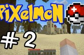 "Minecraft Pixelmon – E02 ""Desert Isle!"" (Pokemon Mod for Minecraft!)"