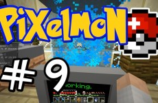"Minecraft Pixelmon – E09 ""New Fossils and Friends!"" (Pokemon Mod for Minecraft!)"