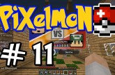 "Minecraft Pixelmon – E11 ""Jumbo's Sky Temple Gym!!"" (Pokemon Mod for Minecraft!)"