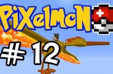 "Minecraft Pixelmon – E12 ""Valentine's Day Moltres!"" (Pokemon Mod for Minecraft!)"