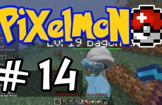 "Minecraft Pixelmon – E14 ""The Amazing Nest Ball!"" (Pokemon Mod for Minecraft!)"