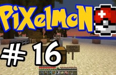 "Minecraft Pixelmon – E16 ""Trainer's Starter Kit!"" (Pokemon Mod for Minecraft!)"